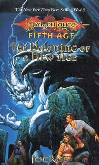 Cover Art Dragons of a New Age Vol 1 Sep 1996