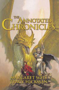 Cover Art Annotated Chronicles