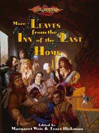 Cover Art - More Leaves from the Inn of the Last Home