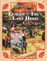 Cover Art - Leaves from the Inn of the Last Home