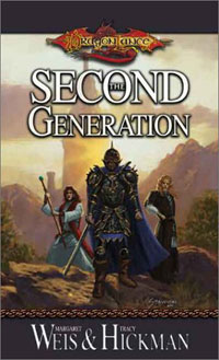 Cover Art Second Generation Feb 2002