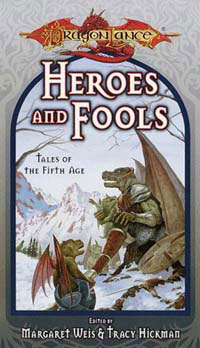 Cover Art Tales 5th Age Vol 2