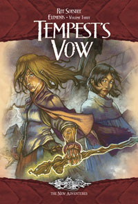 Young Adult New Adventures Elements Vol 3 Cover Art